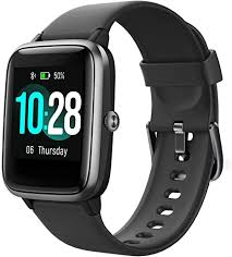 "Willful Smart Watch,1.3"" Touch Screen <b>Smartwatch</b>,<b>Fitness</b> Trackers ..."