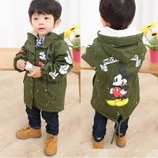 <b>Baby Boys Girls Hooded</b> Jacket Coat Spring Winter Kids ...