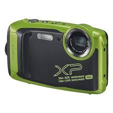 Цифровой <b>фотоаппарат Fujifilm FinePix</b> XP140 Lime — купить в ...