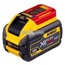 <b>Аккумулятор DeWALT FLEXVOLT</b> 54В, 3 Ач (<b>DCB547</b>-XJ) - купить ...