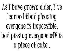 quotes about getting older • Absent Minded Comedy