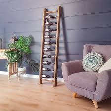 Ladder <b>Wine Rack</b> | CLINQ| Show off your collection in style | <b>10</b> ...