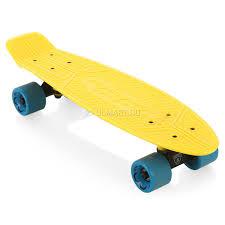 <b>Скейтборд</b> Lamborghini LB1Y желтый – купить в Юлмарт Сливы