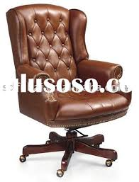 wonderful brown leather office chairs for respectable offices throughout 403 x 529 30 kb brown leather office chairs