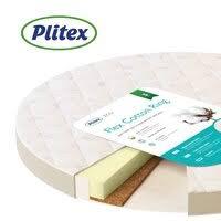 «<b>Матрас PLITEX</b> (<b>Плитекс</b>) <b>Flex</b> Cotton Ring 640x640x90 мм ...