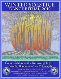 Winter Solstice Dance Ritual 2019   WOW Hall & The Community ...