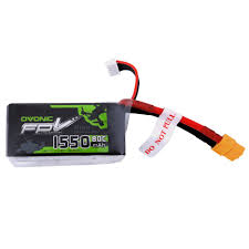 <b>Ovonic</b> 14.8V 1550mAh 4S 80C LiPo Battery <b>Pack</b> with XT60 Plug ...