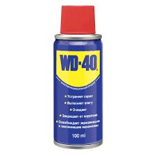 <b>средство д/тысячи применений WD-40</b> 100мл   www.gt-a.ru