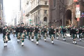 Resultado de imagen de st. patrick's day parade