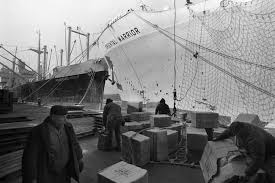 Image result for images piers port newark 60s