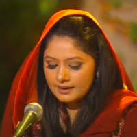 Hina Nasrullah is a promising young singer from Lahore. She started as a naat-khwan (someone who recites hymns in praise of the prophet) since childhood, ... - hina-nasrullah