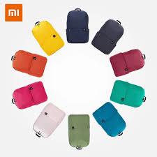 <b>Original Xiaomi Mi</b> Small Color <b>Backpack 7L</b>/10L Bagpack ...