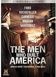 The Men Who Built America [DVD]: The History ... - Amazon.com