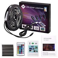 <b>LED</b> Light Strip 2 Meters <b>USB LED</b> Lights <b>5050 SMD RGB LED</b> Strip...