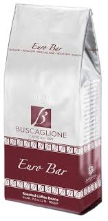 Купить <b>Кофе в зернах Buscaglione</b> Euro Bar, арабика/робуста ...