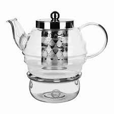 <b>Чайник заварочный</b> Rohe с <b>подставкой</b> 800мл - купить с ...