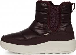 Ботинки <b>женские</b> Termit <b>Puff</b>-On бордовый цвет — купить за 3999 ...