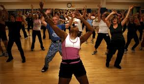 Image result for fat people zumba dance