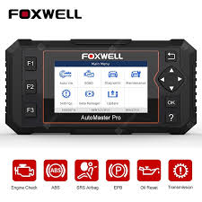 <b>FOXWELL NT614 Elite</b> OBD2 Car Diagnostic Tool ENG ABS SRS ...