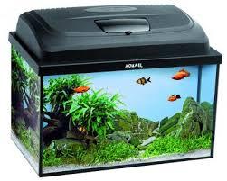 Aquael <b>Aquarium Set</b> Classic <b>Box</b> 60 LT - Krauta.ee
