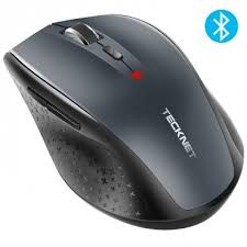 <b>TeckNet Bluetooth Wireless Mouse</b>, Grey (BM308)