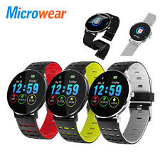 <b>New</b> Microwear <b>L6</b> Smartwatch Bluetooth IP68 Wateproof Sport ...
