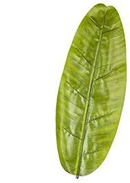 Euro Flora <b>Artificial Banana Leaf</b> 106 cm: Amazon.de: Küche ...