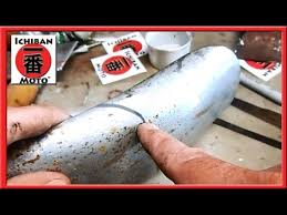 how to chop and bob a <b>motorcycle fender</b> for custom cafe racers brat ...
