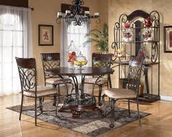 metal dining room chairs chrome:  beautiful high dining sets patio furniture round metal dining table black metal chrome lighting chandelier beige