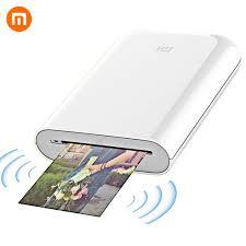 <b>Xiaomi</b> Mijia Pocket <b>Mini</b> Portable 300dpi Printer Foto Saku dengan ...