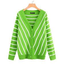 ZANZEA Women Lady <b>Casual V Neck Long Sleeve</b> Thin Striped ...