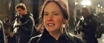 Image result for Hunger Games mockingjay part 2 Katniss