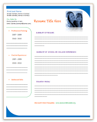 save word templates  july free resume template