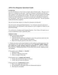 Example Of Extended Response Essay   Essay Joyessay com