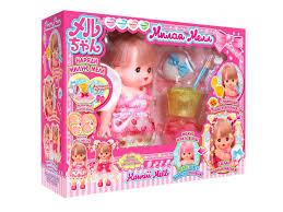 <b>Кукла Kawaii Mell</b> с большим набором макияжа купить в детском ...