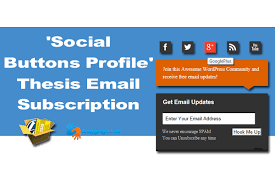 Top    Best Widgets for Blogger BlogSpot   Next Design web      Social Buttons Profile      Thesis Email Subscription Widget