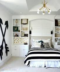 ideas teenage girls airy design pottery barn teen girl bedroom with wooden wall arrows by two thirtyfi