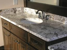 ideas custom bathroom vanity tops inspiring: cozy inspiration granite bathroom vanity top installation tops