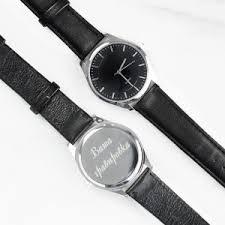 <b>Наручные часы Silver с</b> гравировкой | Долина Подарков