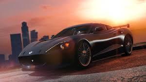 Спорткар Vysser Neo - Rockstar Games