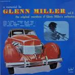 A Memorial for Glenn Miller, Vol. 2