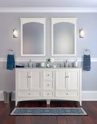 Bathroom White Vanities Bathroom Vanity Design Antique White Double Sink Bathroom