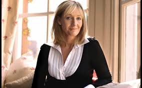harry potter creator j k rowling delivers best response to j k rowling