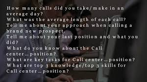 common call center interview questions and answers common call center interview questions and answers