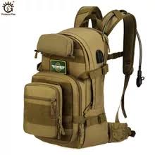 45L <b>Military Tactical Assault Pack</b> Backpack Army Molle Waterproof ...