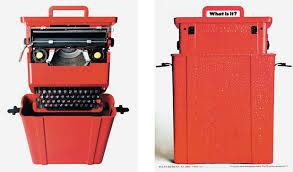 How Ettore Sottsass made the typewriter <b>sexy</b> | <b>Design</b> | Agenda ...