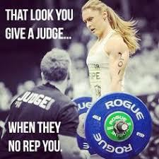 A ridiculously photogenic CrossFitter! #thewodlife | ~ ~ Crossfit ... via Relatably.com