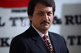 Mohammad Shahid Hussain chief executive officer of General Tyre. - 129028545-mohammad-shahid-hussain-chief-executive-gettyimages