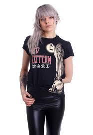 <b>Led Zeppelin</b> - <b>Hermit</b> - T-Shirt - <b>Official</b> Classic Rock Merchandise ...