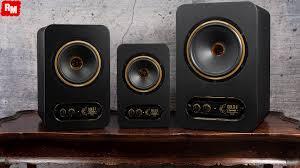 Флагманский студийный монитор: <b>Tannoy Gold</b> 8 | RESURS ...